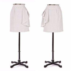 Anthropologie Baraschi Veronica Whorl Pencil Skirt